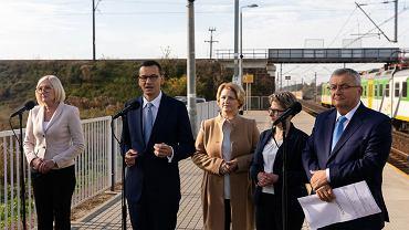 Ogłoszenie Programu Uzupełnienia Lokalnej i Regionalnej Infrastruktury Kolejowej 'Kolej+'