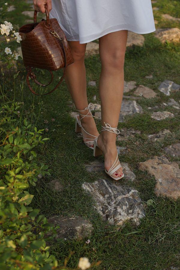 Katarzyna Tusk w modnej stylizacji