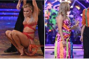 Agnieszka Kaczorowska przytyła i zajada stres? Tak sugeruje portal Fakt.pl i dodaje, że tancerka ma masywne uda i ramiona. Czy figura tancerki faktycznie tak bardzo się zmieniła? Sprawdziliśmy.