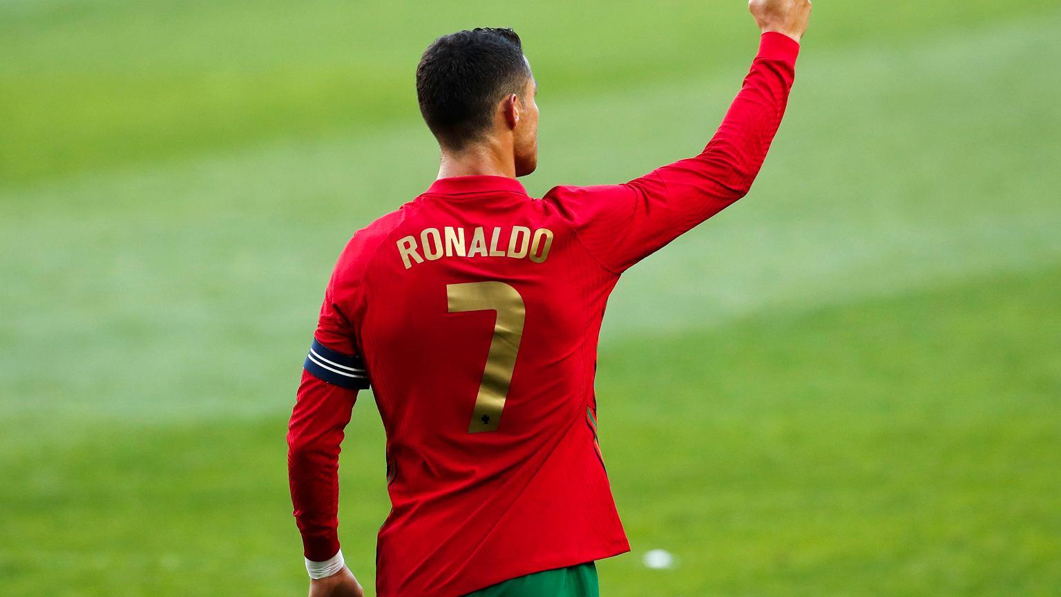 Cristiano Ronaldo mo