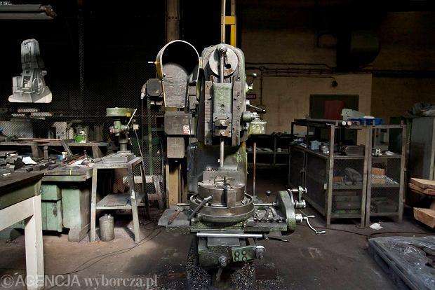 Zdjęcie numer 22 w galerii - Zwiedzali 150-letnią fabrykę obrabiarek na Wilczaku [ZDJĘCIA]