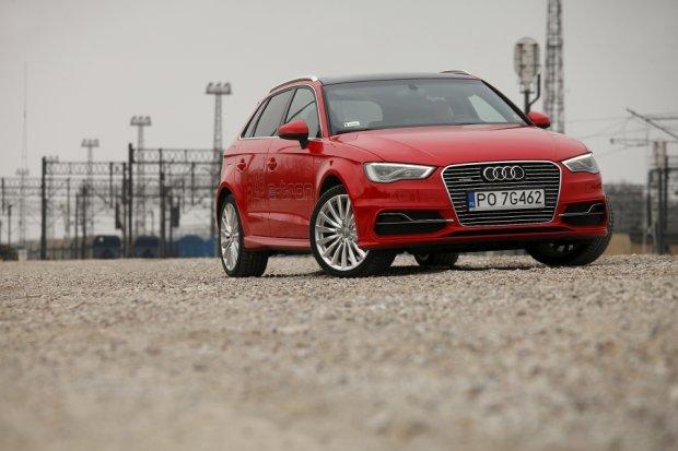 Audi A3 Sportback e-tron | Pierwszy kontakt | Prekursor