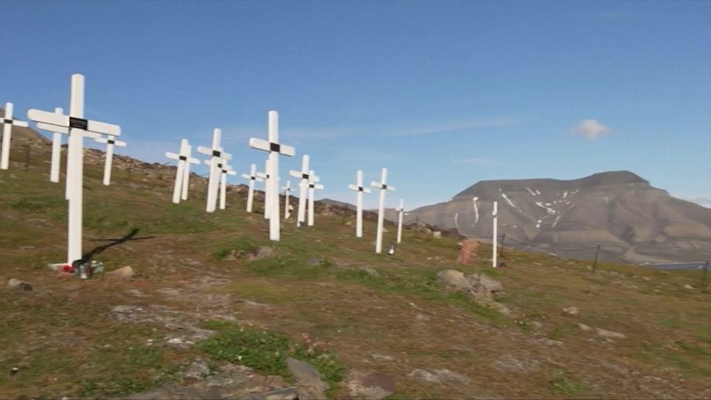 Cmentarz w Longyearbyen