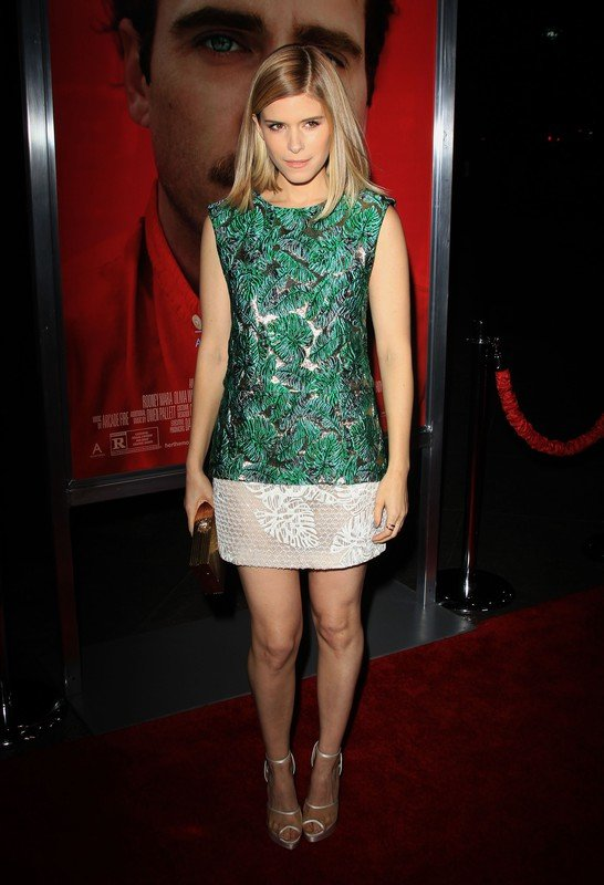 'Her' Premiere at the DGA Theatre, Los Angeles.  Pictured: Kate Mara