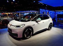 Volkswagen ID.3 będzie komunikować się z kierowcą za pomocą świateł LED