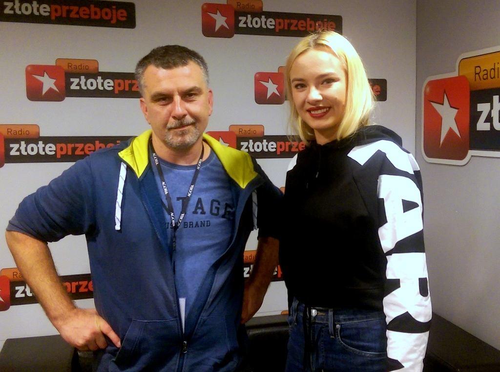 Tomek Brhel i Natalia Nykiel