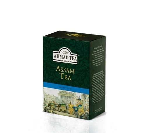 Assam Ahmad Tea London