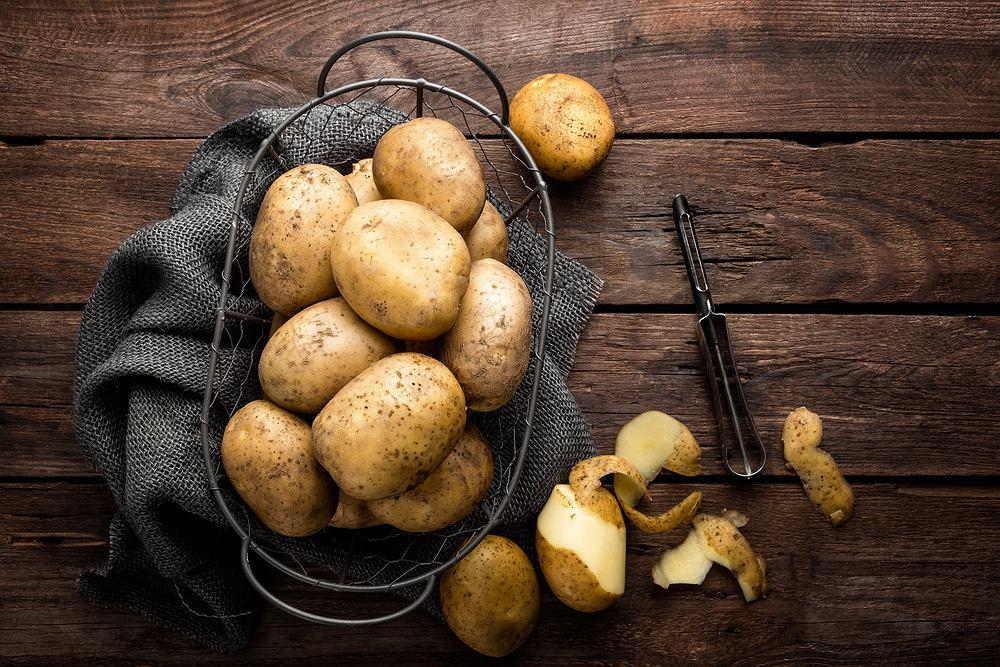 Skrobia to wielocukier, najwięcej znajdziemy jej w ziemniakach i produktach zbożowych