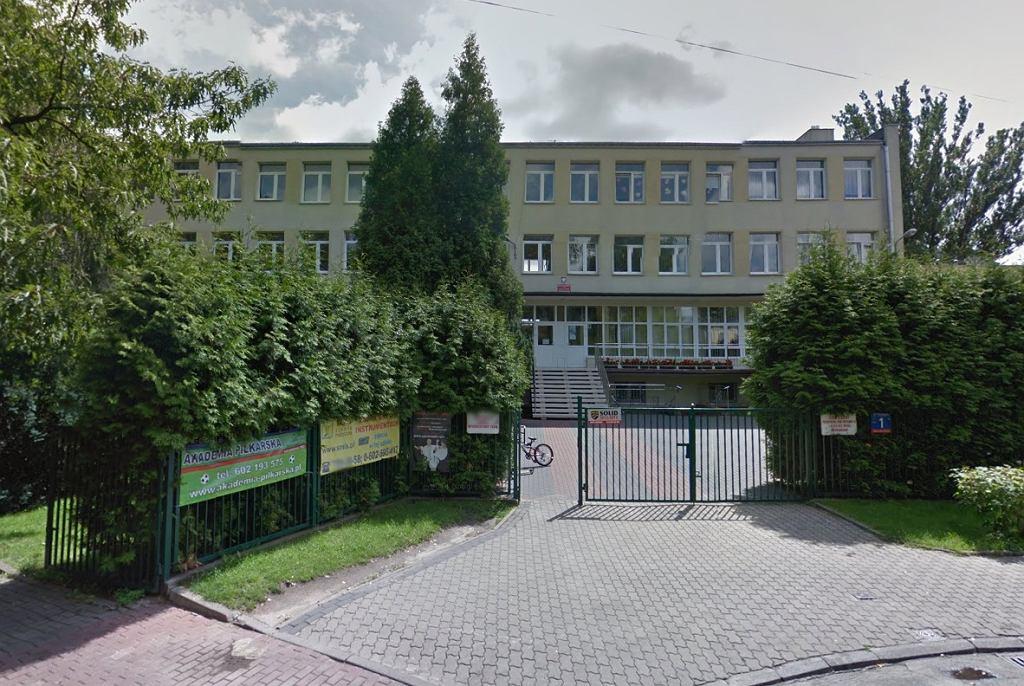 Szkoła na Żoliborzu