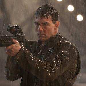 """""""Jack Reacher: Jednym strzałem"""". Na ekranie, w książkowego bohatera serii, wcielił się Tom Cruise"""