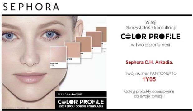 Sephora COLOR PROFILE