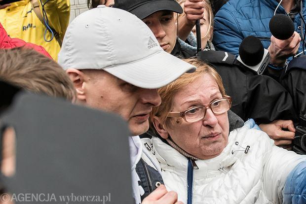 15.03.2018 Wroclaw . Tomasz Komenda opuszcza areszt sledczy .  fot . Tomasz Pietrzyk / Agencja Gazeta