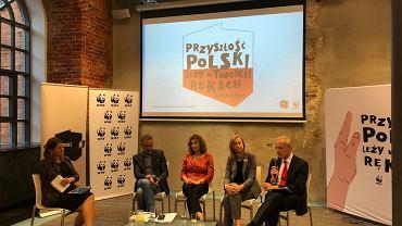 Wybory parlamentarne 2019. Debata WWF Polska z kandydatami do Sejmu z Łodzi
