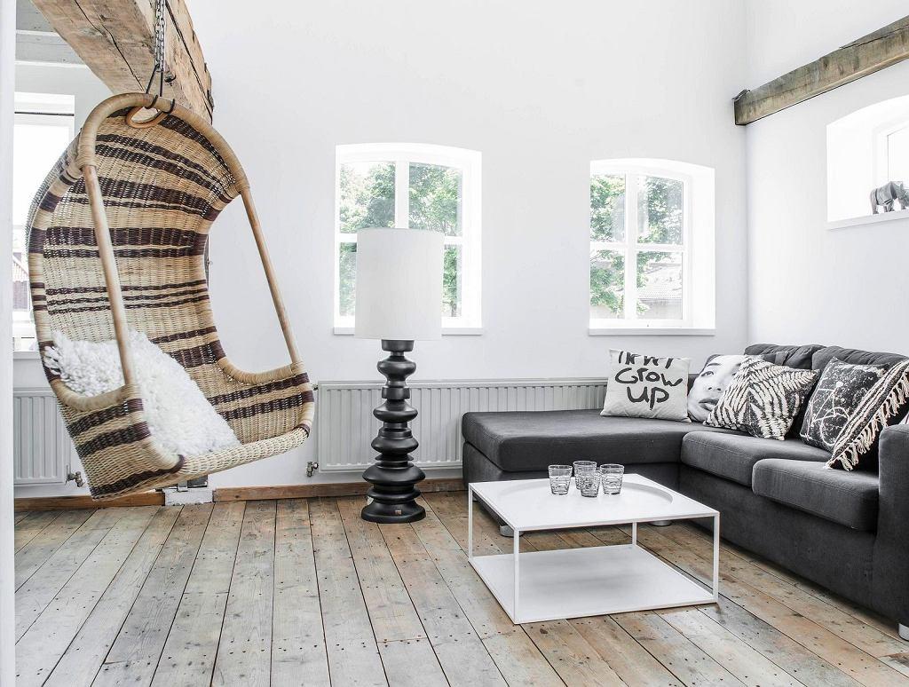 Super Salon w stylu skandynawskim - porady i aranżacje XD41