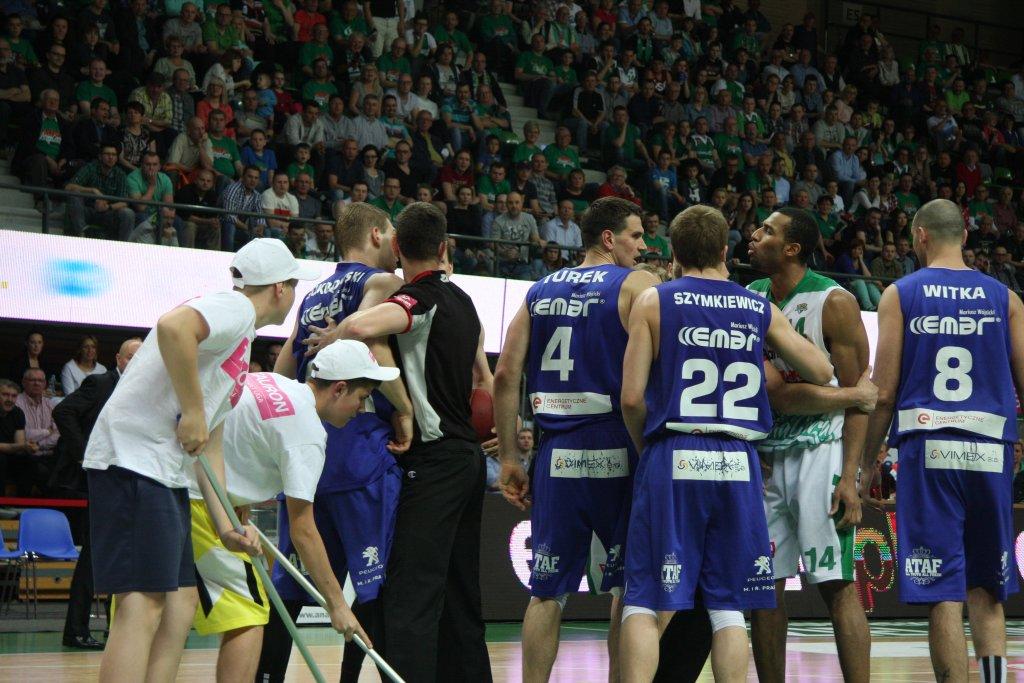 Stelemet - Rosa półfinał play-off