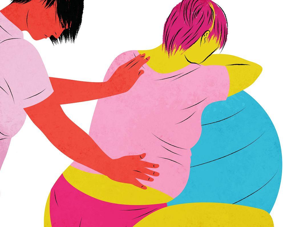 Doula może towarzyszyć kobiecie także przed porodem oraz w czasie połogu.