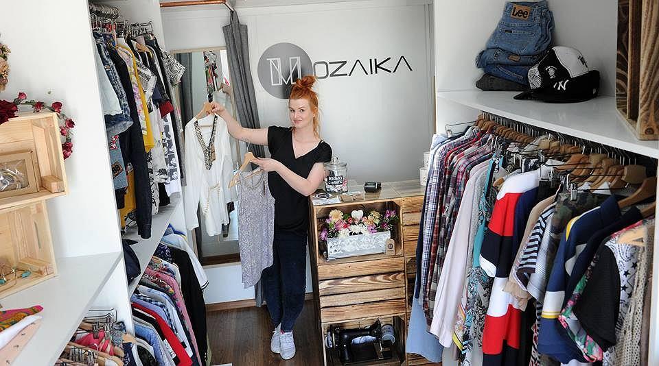 Mozaika Fashion Truck / MARCIN KOKOLUS