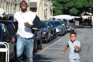 9-latek wyzwał na pojedynek najszybszego człowieka świata. Kto wygrał?