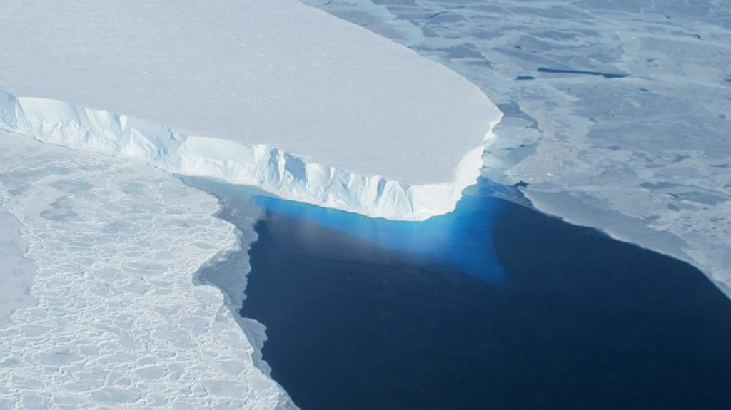 Lodowiec Thwaitesa, Antarktyda Zachodnia