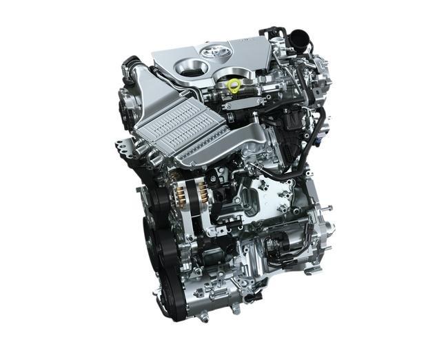 Silnik Toyota 1.2T