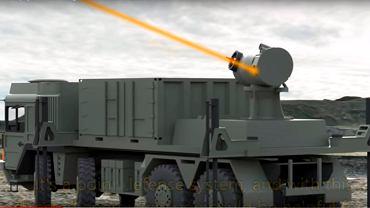 System broni laserowej Peresvet