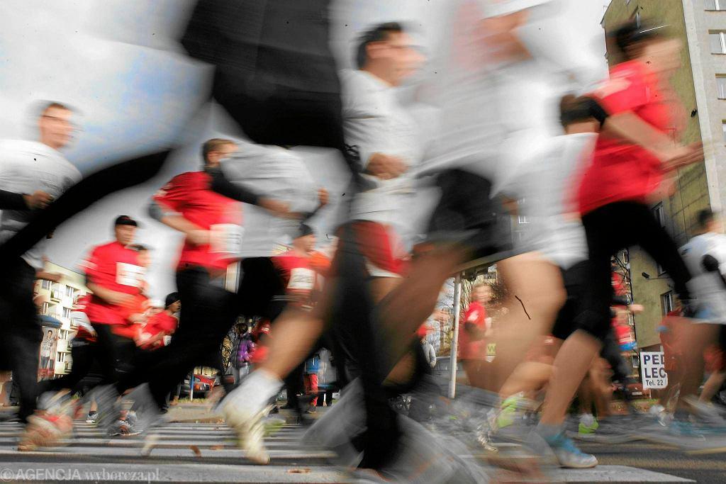 Bieg Niepodległości w Warszawie. Największa impreza biegowa w Polsce