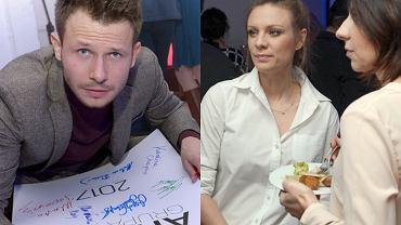 Mateusz Banasiuk, Magdalena Boczarska