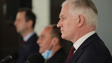 Jarosław Gowin odwołany z rządu