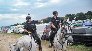 Woodstock 2017 w okiem policjantów