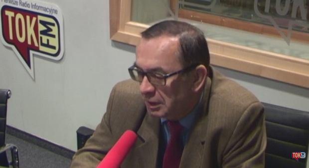 Prof. Kazimierz Kik w TOK FM