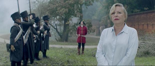 Krystyna Janda w kampanii 'PONADCZASOWI'