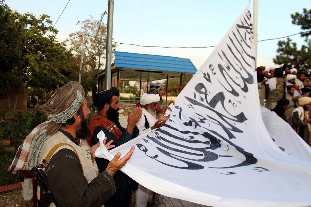 Talibowie w Ghazni, 15 sierpnia.
