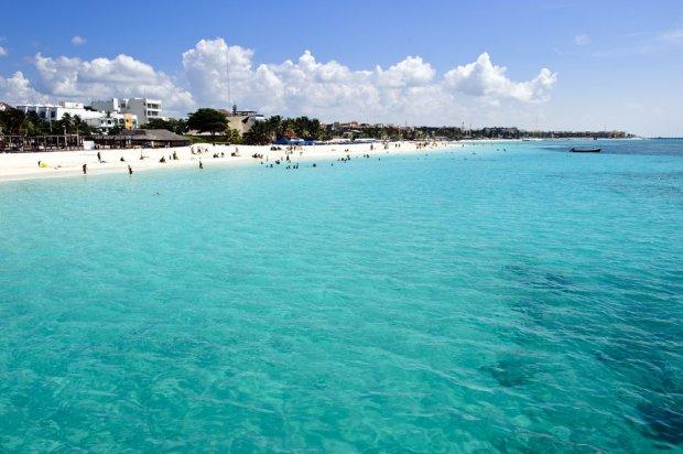 Playa del Carmen/ Fot. Shutterstock