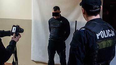 Mężczyzna zatrzymany za próbę kradzieży 350 tys zł