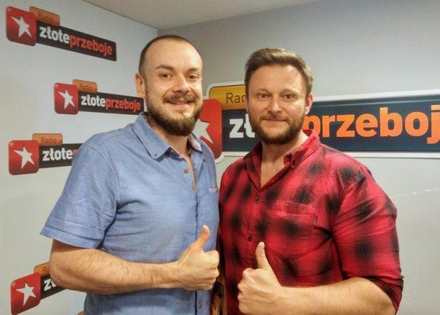 Jerzy Elvis Telesiński i Konrad Gaca