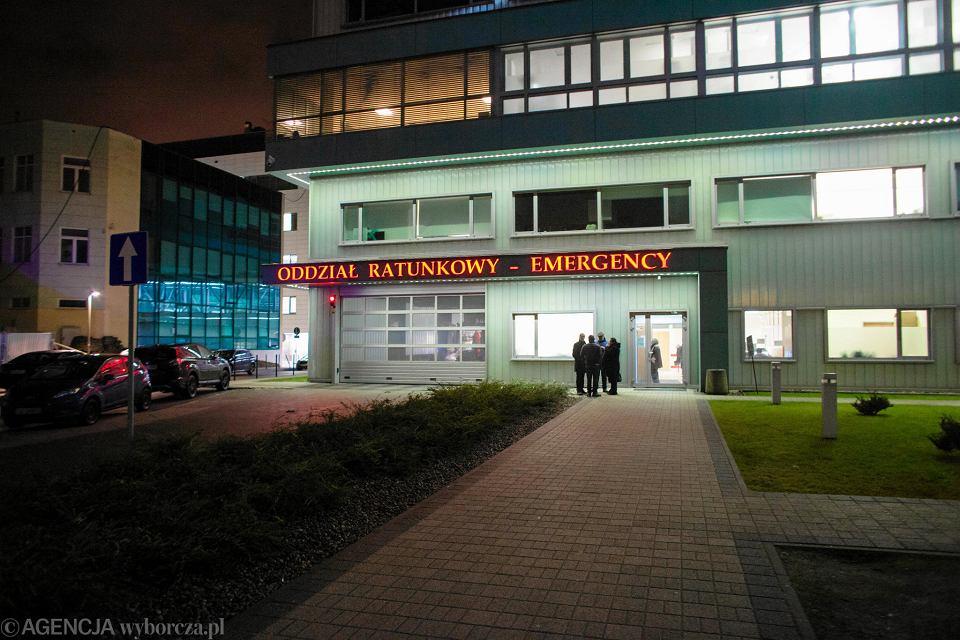 Prezydent Adamowicz przebywa w Uniwersyteckim Centrum Klinicznym w Gdańsku.