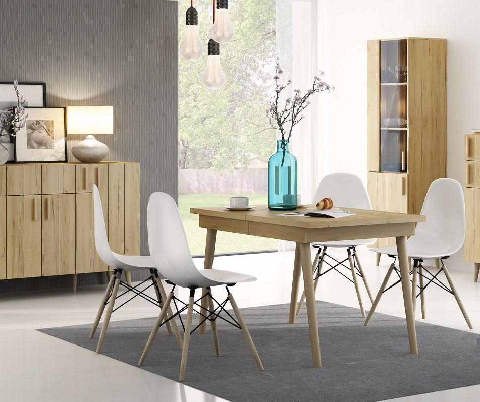Stół rozkładany Yves 120(200)x80 cm