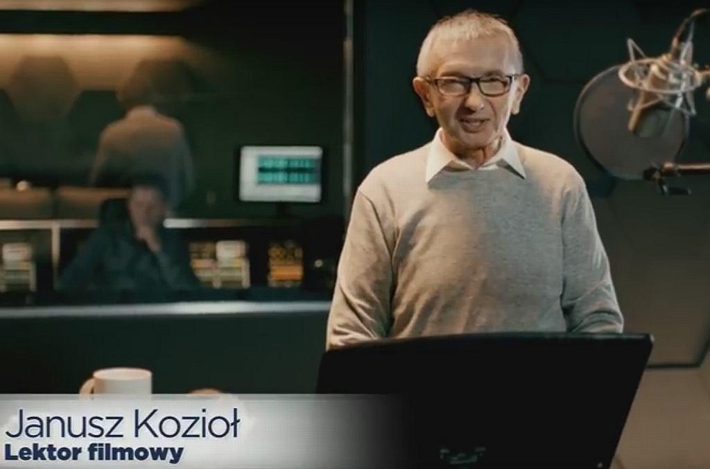 Janusz Kozioł, reklama Vocaler