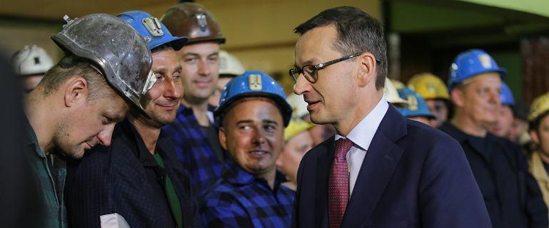 """Górnicy napisali list do premiera. Pytają o """"statki z obcym węglem"""""""