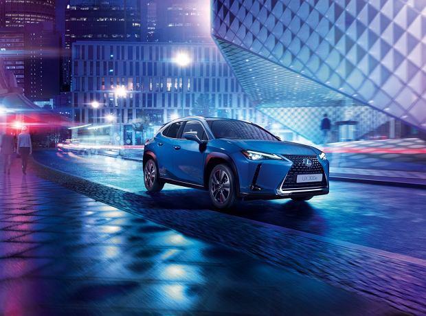 Lexus UX 300e 2020