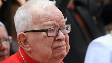Kardynał Henryk Gulbinowicz
