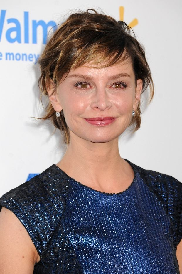 "Calista Flockhart attending ""42"" Los Angeles Premiere held at the TCL Chinese Theatre in Hollywood, CA, USA, on April 9, 2013. Photo by Andre Michel/DLM Press"