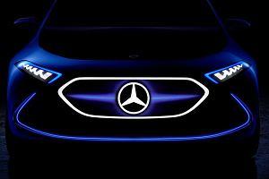 Mercedes zapowiada małego elektryka. Na celowniku BMW i3?