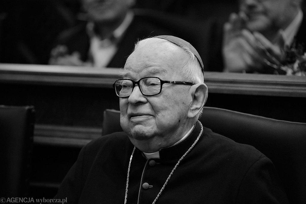 Zmarł kardynał Henryk Gulbinowicz
