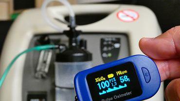 Jak używać pulsoksymetru? Ministerstwo Zdrowia radzi, czego nie robić