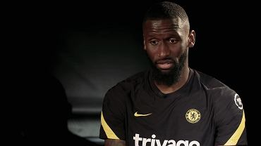 Antonio Rudiger jest obrońcą Chelsea FC.