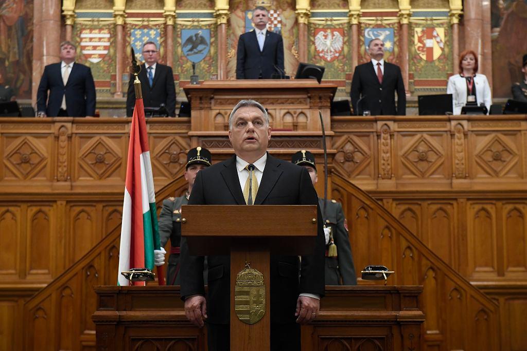 Inauguracyjne wystąpienie Viktora Orbana