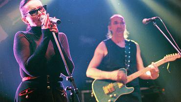 29.02.1996, Warszawa, koncert Manaamu