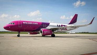 Wizz Air likwiduje kolejne trasy z Polski