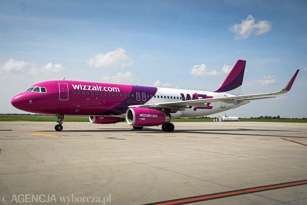 Wizz Air likwiduje trzy trasy z Polski. Wszystkie z nich to nowości